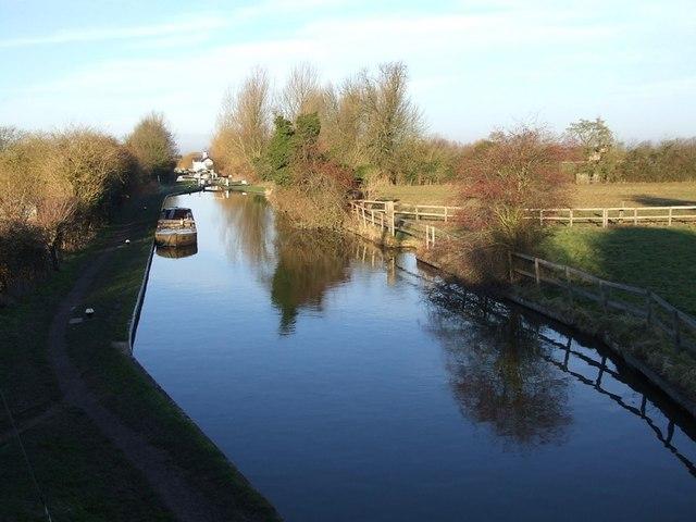 Aylesbury Arm from Watery Lane, Marsworth