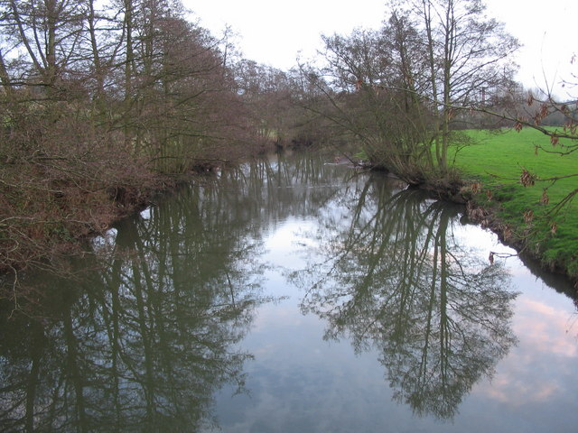 Reflections on the Mells River