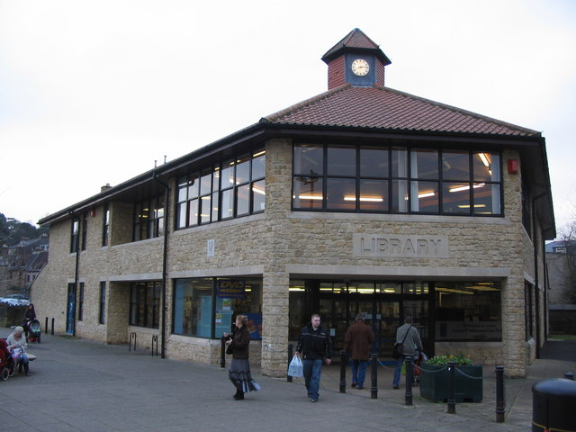 Frome library