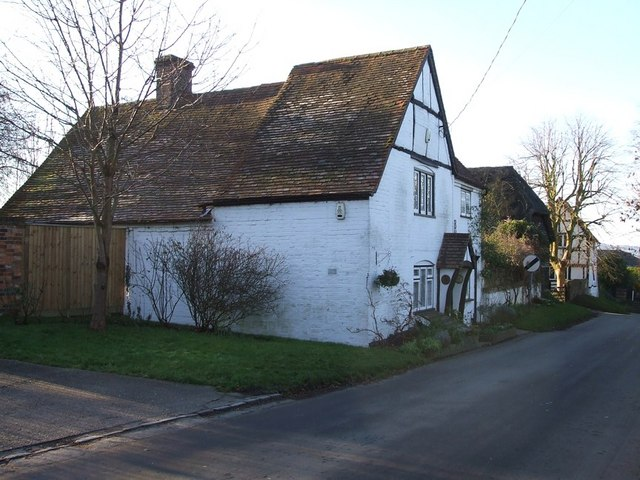 Cottages on Watery Lane, Marsworth