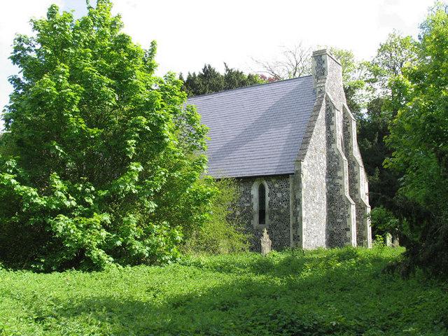 All Saints, Waldershare, Kent