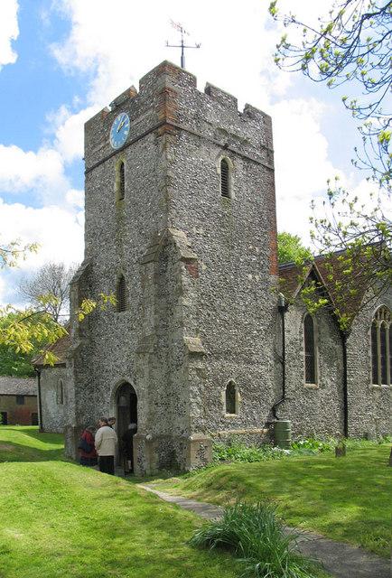 St Peter & St Paul, Eythorne, Kent