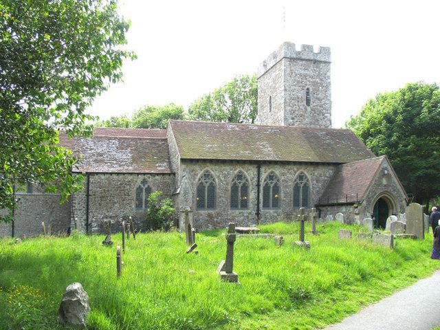 St Martin, Cheriton, Kent
