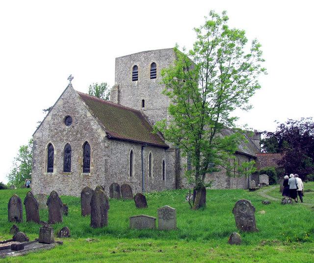 St Stephen, Lympne, Kent