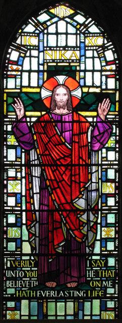 St Stephen, Lympne, Kent - Window