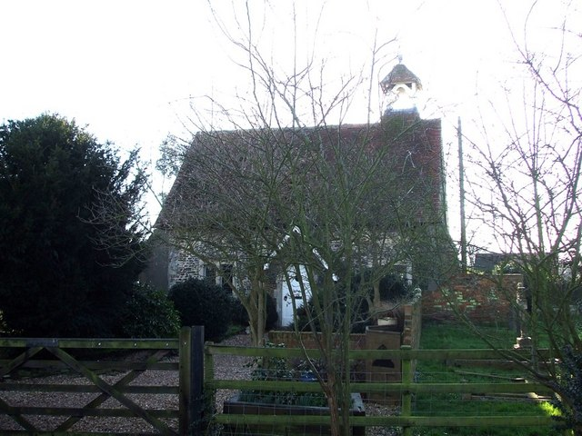 The former Grove Church