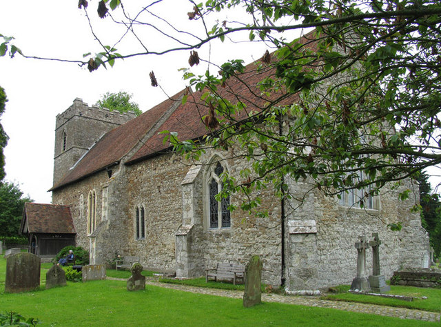St Peter & St Paul, Saltwood, Kent