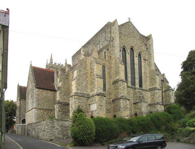 St Leonard, Hythe, Kent