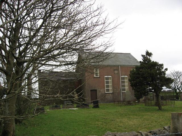 Gwrhyd Chapel