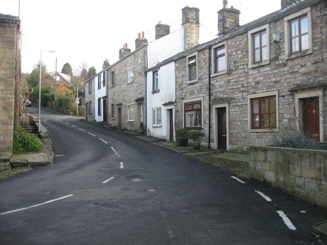 Old Mill Workers Cottages Summerseat