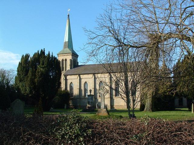 Holy Trinity Stowupland