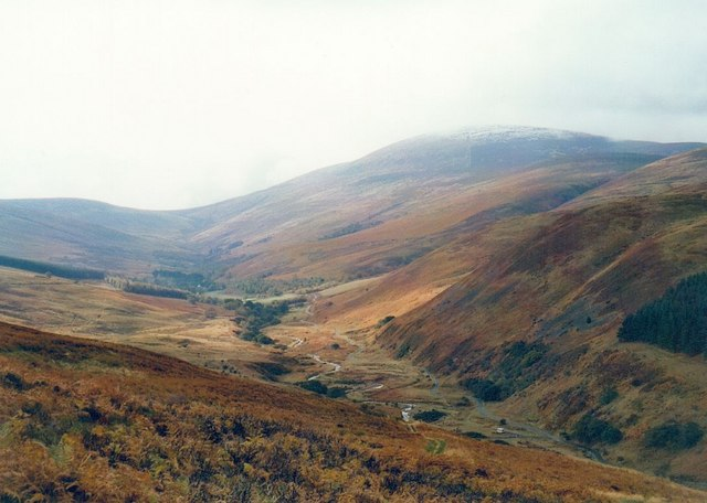 Harthope Valley - Cheviots