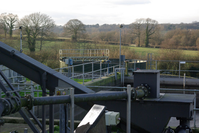 Another Peep over the Sewage Works Fence