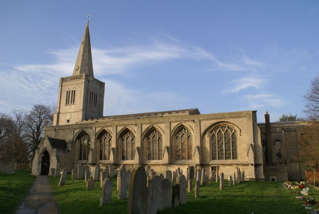 The Priory Church of Deeping St James