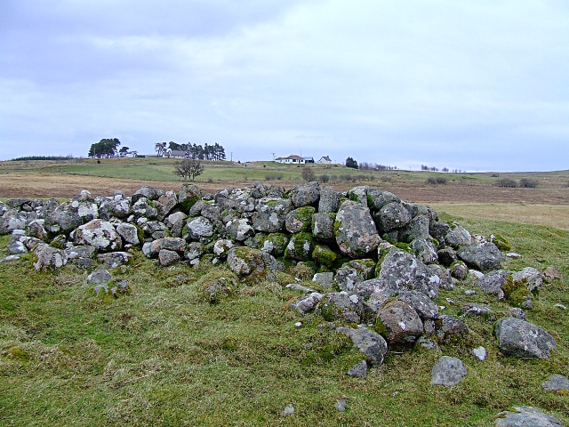 A Cairn at Savalbeg