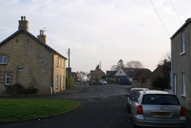 Deeping St James village