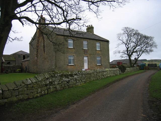 Hallington New House Farm