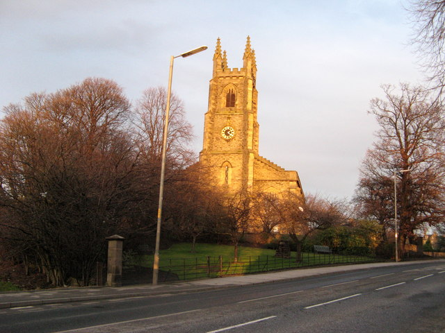 St. Rufus Church, Keith