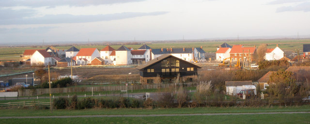 House on New Lydd Road, Camber
