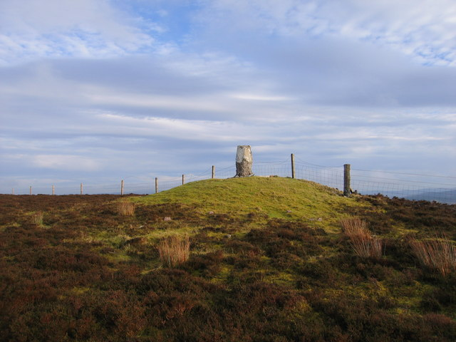 The Trig Point 516m ASL