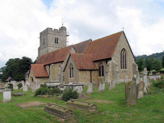 All Saints, Boxley, Kent