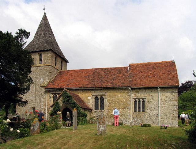 St Martin, Detling, Kent