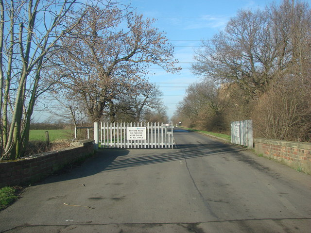 Marsh Lane, Thorpe Marsh