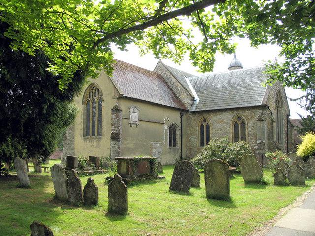 St Peter & St Paul, Yalding, Kent