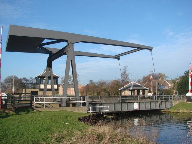 The Canal Bridge, Barnby Dun