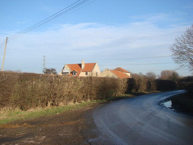 Manor House, Thorpe Lane,  Thorpe in Balne