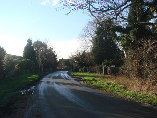 Thorpe in Balne Village Street.