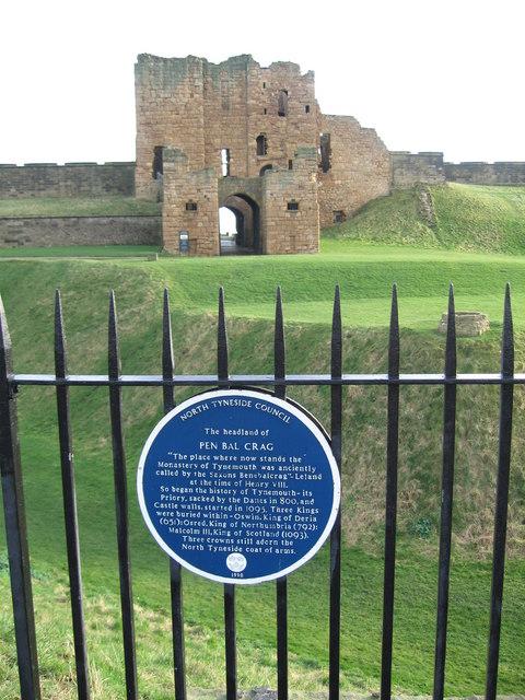 Pen Bal Crag, Tynemouth