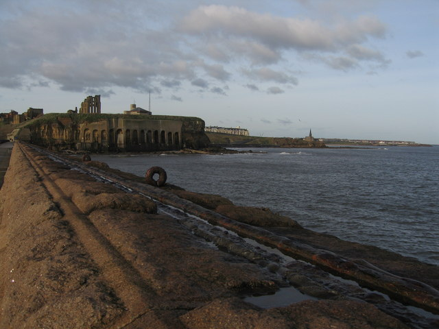North Pier, Tynemouth