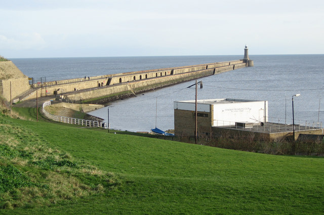 Tynemouth North Pier