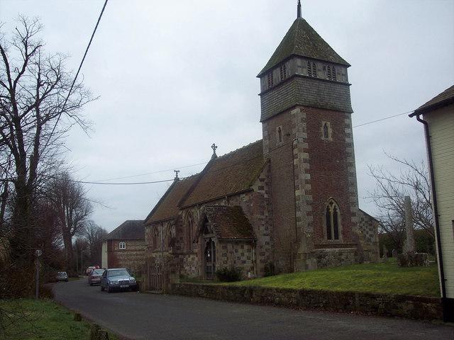 St Catherine's Church, Netherhampton