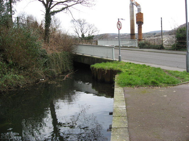 Bridge over Canal on Holly Street