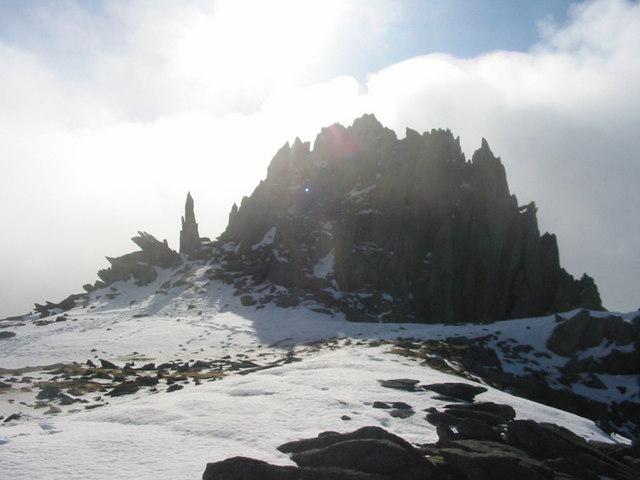 Winter Castell y Gwynt