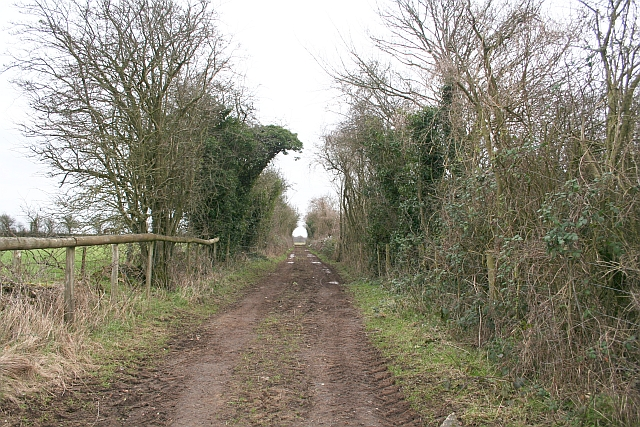 Bridleway to Daglingworth