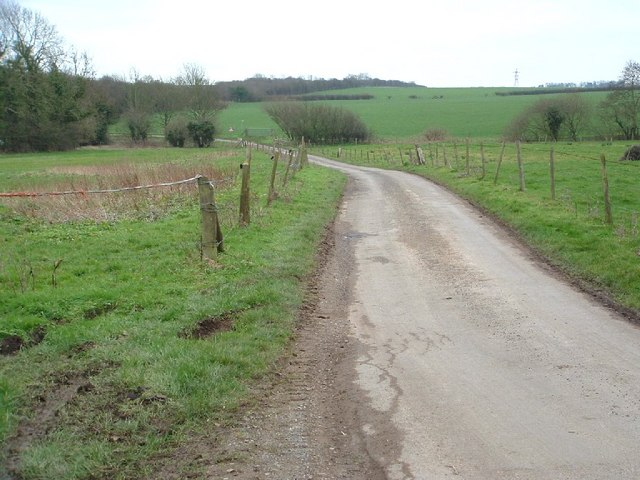 Road from Radstone