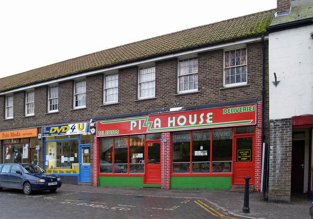 Hornsea Pizza House