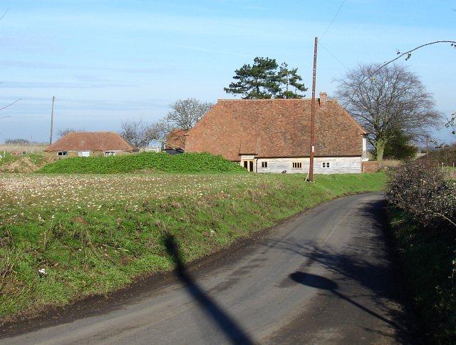 Barn conversion, Silver Street