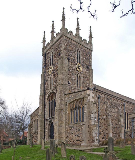 Church of St. Nicholas, Hornsea