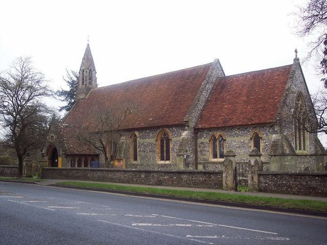 All Saints Church, Harnham