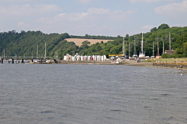 Boatyard and Quay