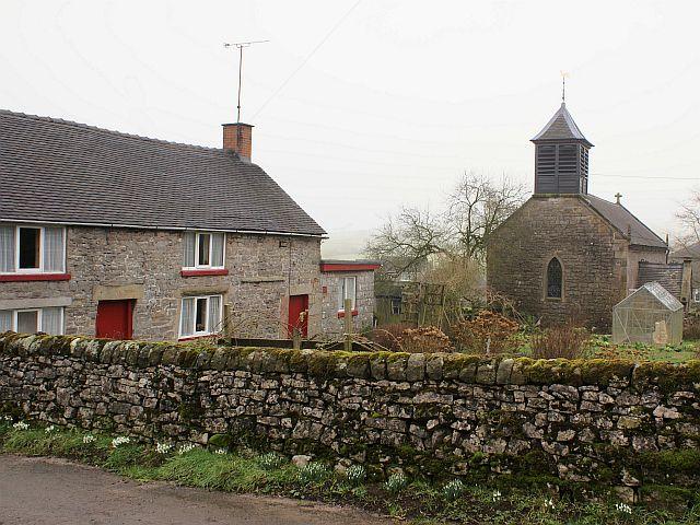 Parish church of St Mary's, Calton