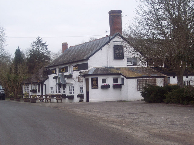 The Ship Inn, Burcombe