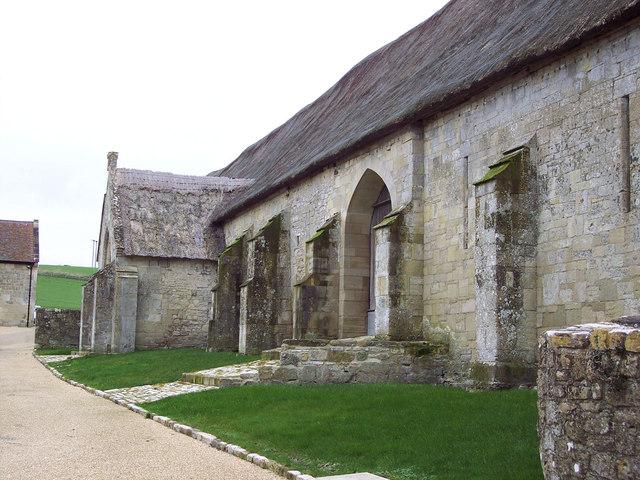 The Tithe Barn, Tisbury