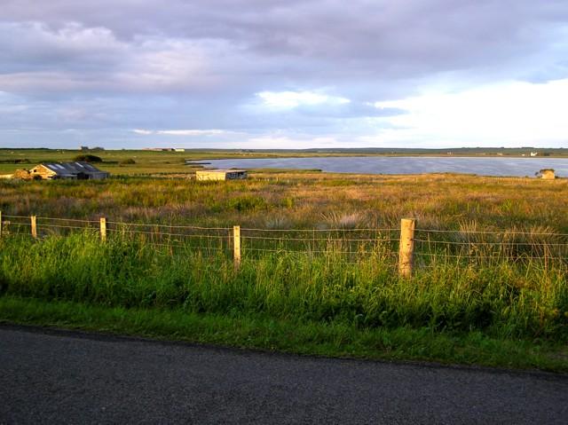 St John's Loch near Dunnet Head