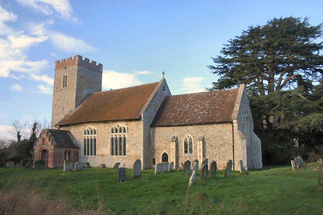 Little Whelnetham Church