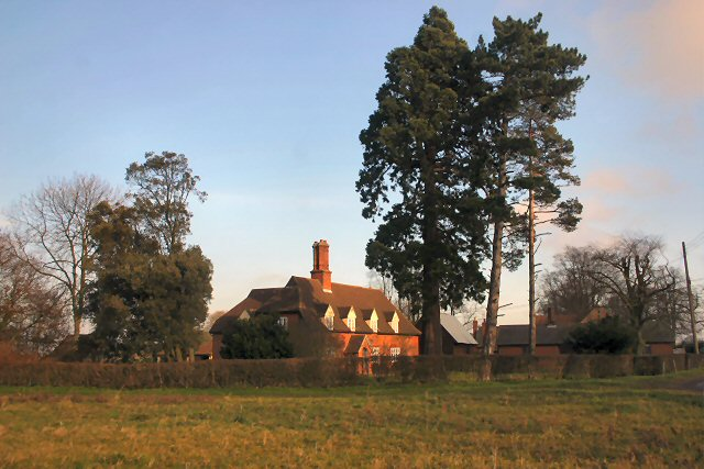 The Grange, Brettenham